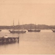 Tall Ships Arrive – in the 1880s – #179