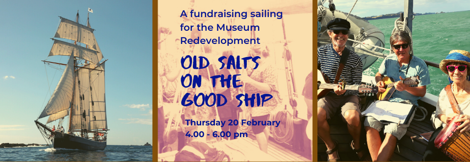Russell Museum Fundraising sailing